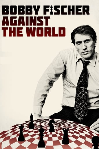 Poster of Bobby Fischer Against the World