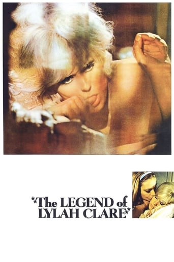 Poster of The Legend of Lylah Clare