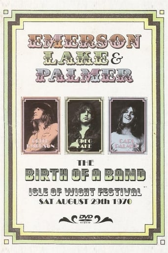 Emerson, Lake & Palmer: The Birth of a Band, Isle of Wight Festival 1970