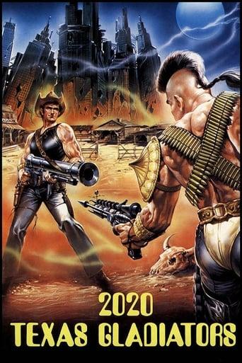 Poster of 2020 Texas Gladiators
