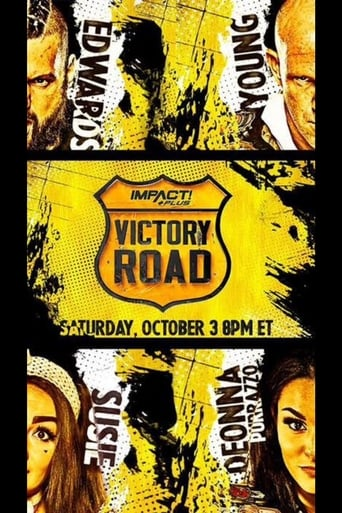 Poster of IMPACT! Plus: Victory Road
