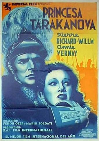 Poster of Princess Tarakanova
