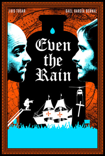Even the Rain poster