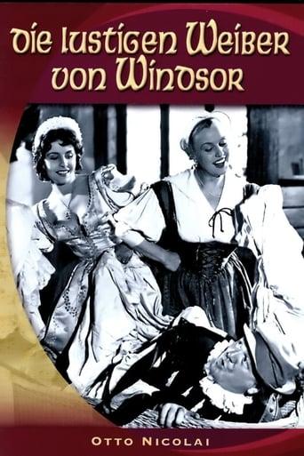 Poster of Die lustigen Weiber von Windsor