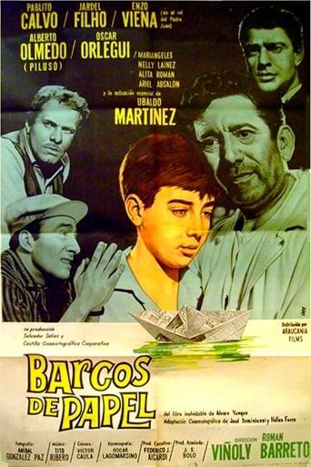 Poster of Barcos de papel