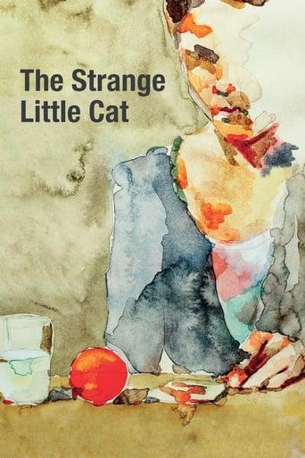 Poster of The Strange Little Cat