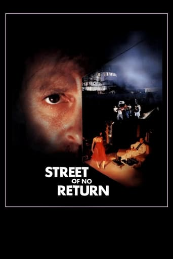 Poster of Street of No Return