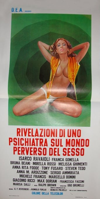 Poster of Revelations of a Psychiatrist on the World of Sexual Perversion