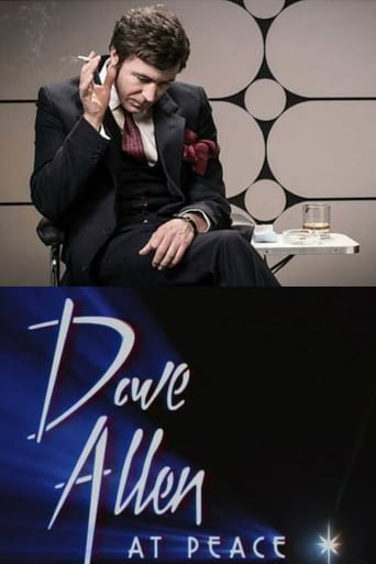 Poster of Dave Allen at Peace