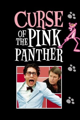 Poster of Curse of the Pink Panther