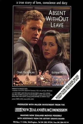 Poster of Absent Without Leave