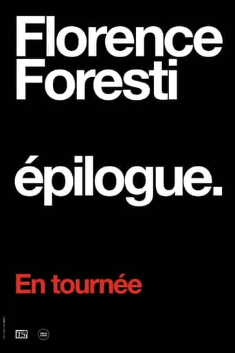 Poster of Florence Foresti : Epilogue