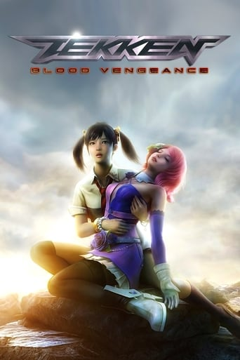 Poster of TEKKEN: Blood Vengeance