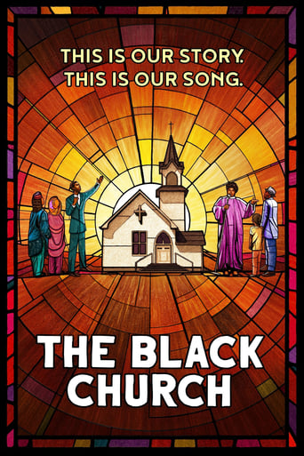 Poster of The Black Church: This Is Our Story, This Is Our Song