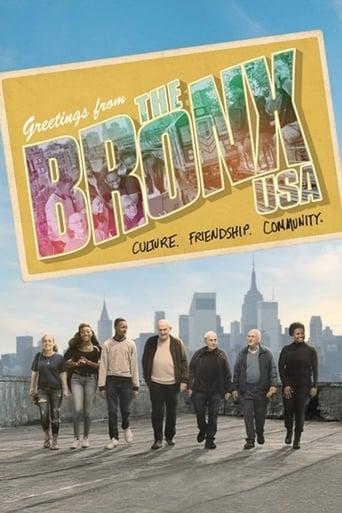 Poster of The Bronx, USA