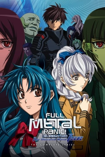 Poster of Full Metal Panic! The Second Raid