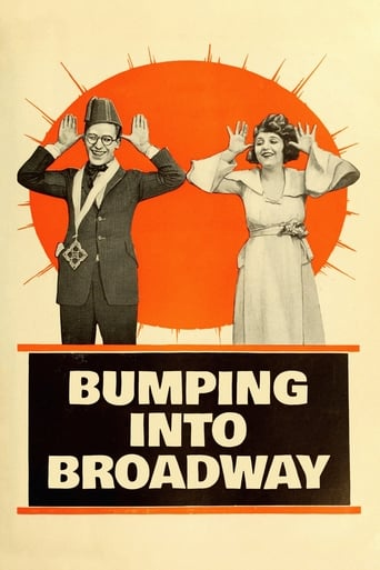 Bumping Into Broadway