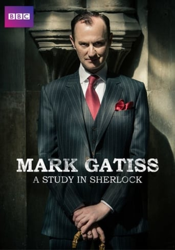 Mark Gatiss: A Study in Sherlock poster