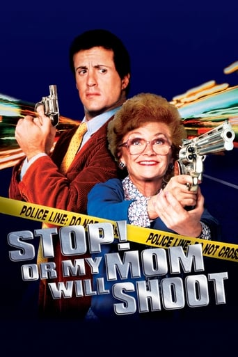 Poster of Stop! Or My Mom Will Shoot