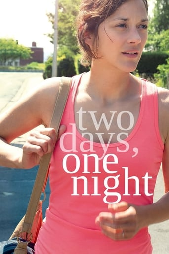 Poster of Two Days, One Night