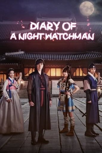 Poster of The Night Watchman