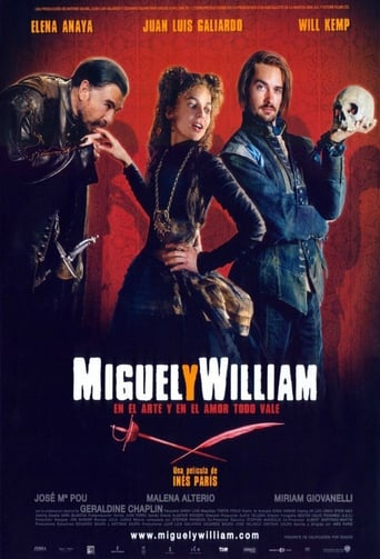 Poster of Miguel and William