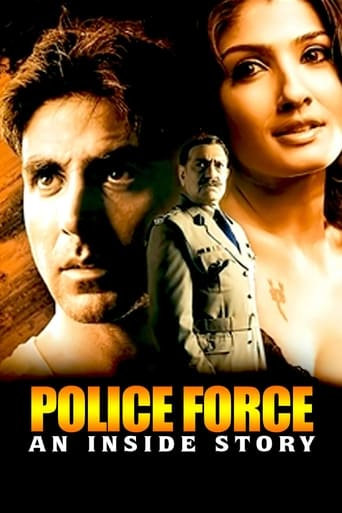 Poster of Police Force