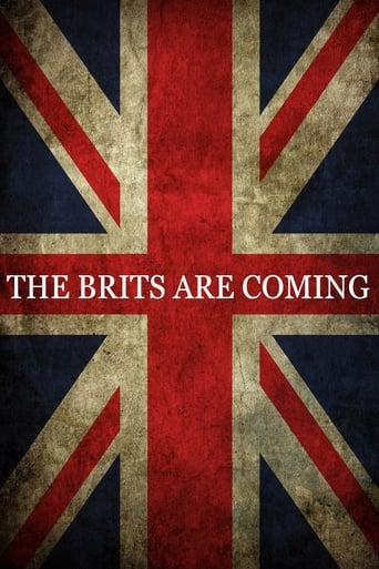 Poster of The Brits Are Coming