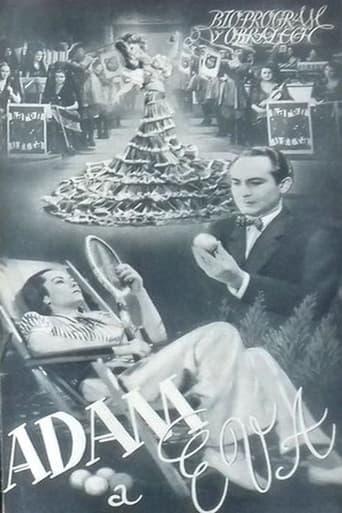 Poster of Adam a Eva