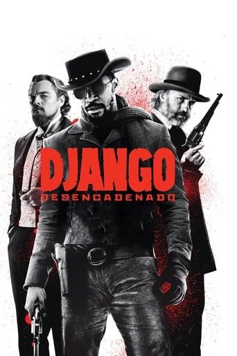 Poster of Django desencadenado