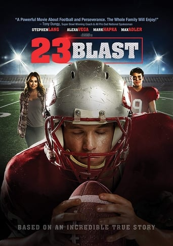 Poster of 23 Blast