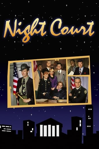 Poster of Night Court