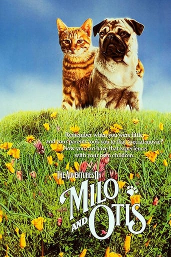 Poster of The Adventures of Milo and Otis
