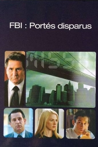 Poster of FBI Portés Disparus