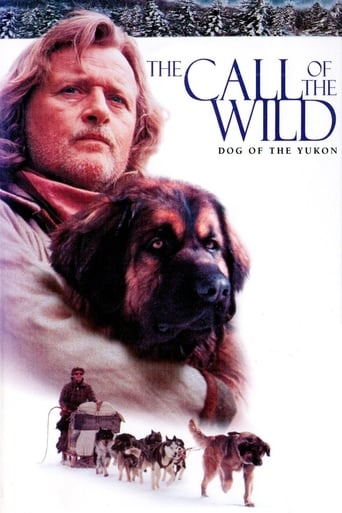 Poster of The Call of the Wild: Dog of the Yukon