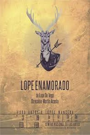 Poster of Lope enamorado