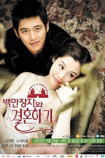 Poster of Marrying A Millionaire