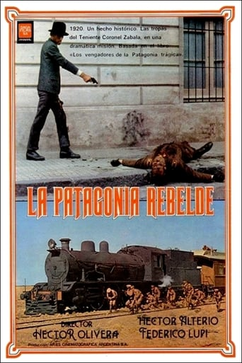 Poster of Rebellion in Patagonia