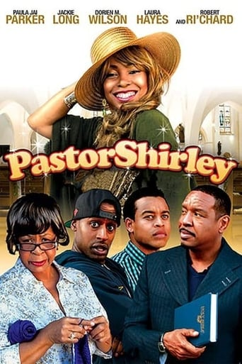 Poster of Pastor Shirley