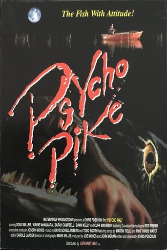 Poster of Psycho Pike