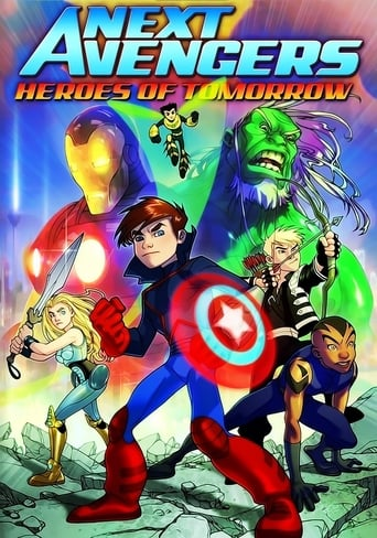 Poster of Next Avengers: Heroes of Tomorrow
