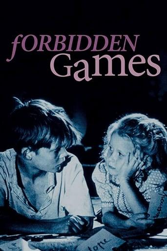 Poster of Forbidden Games