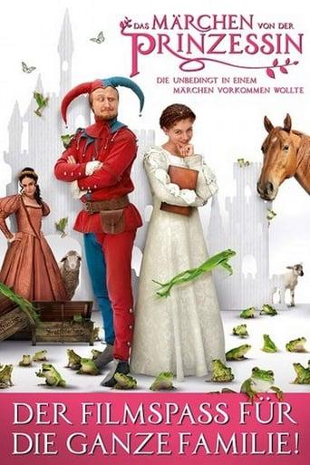 Poster of Das Märchen von der Prinzessin, die unbedingt in einem Märchen vorkommen wollte