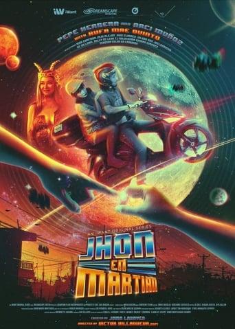 Poster of Jhon en Martian