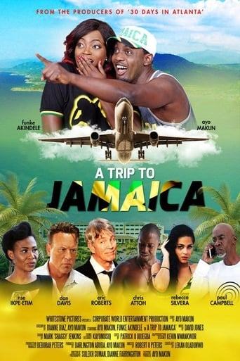 A Trip to Jamaica Poster