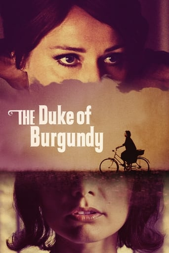 Poster of The Duke of Burgundy