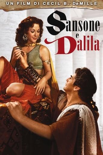 Poster of Sansone e Dalila