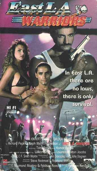 Poster of East L.A. Warriors