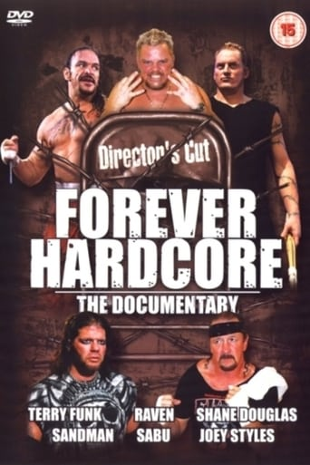 Poster of Forever Hardcore: The Documentary