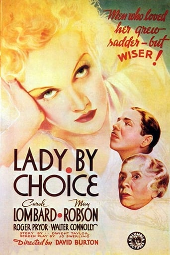 Poster of Lady by Choice